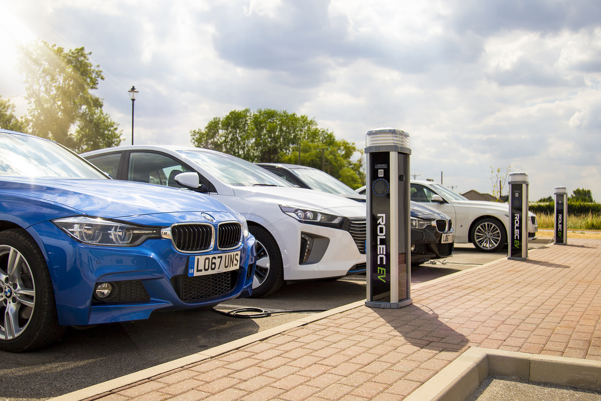 Rolec Cars Charging